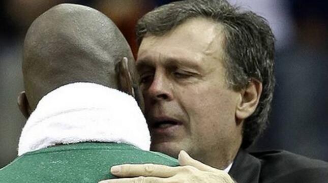 KG致敬麥克海爾:感謝你教我的一切