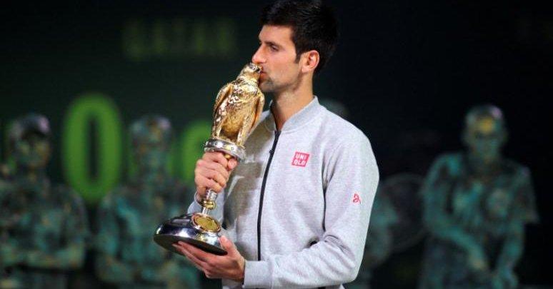 德约科维奇击败穆雷成功卫冕多哈站冠军