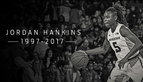 乔治-希尔深切悼念逝去的女篮球员