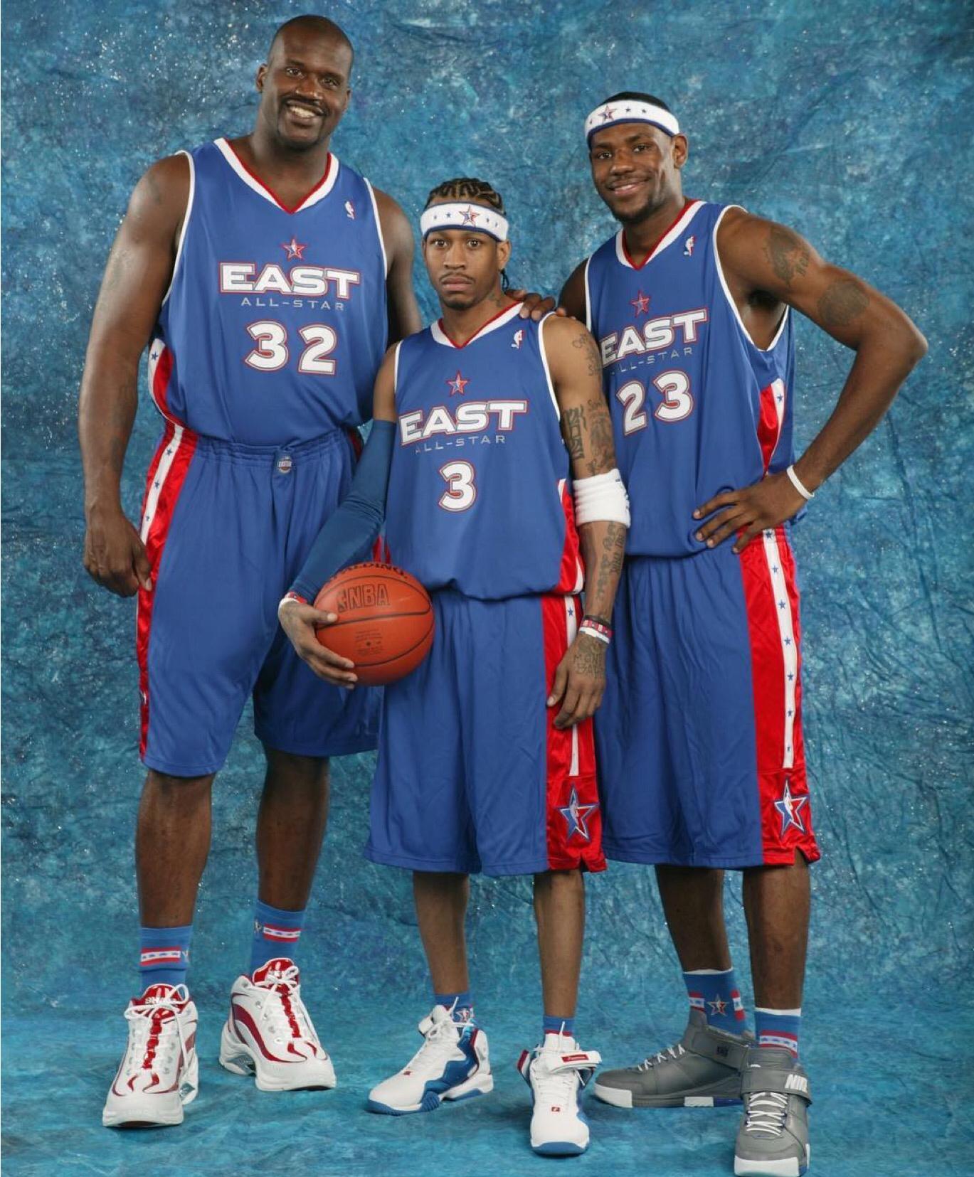 SLAM雜誌曬圖:三個皇帝-Haters-黑特籃球NBA新聞影片圖片分享社區