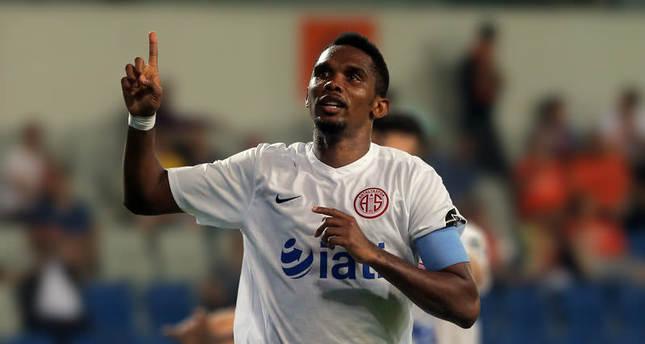 法媒:里尔有意引进安塔利亚体育前锋埃托奥