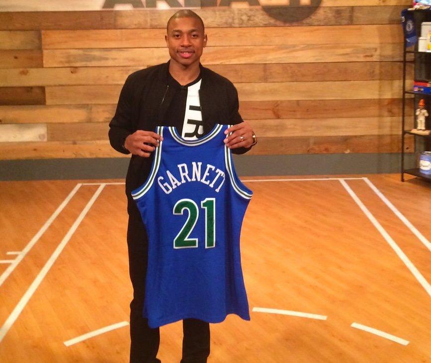 Kevin Garnett盛讚Isaiah Thomas:MVP候選人