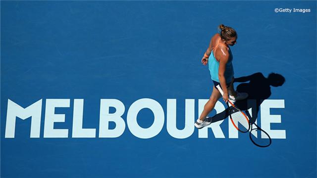 哈勒普连续第二年止步澳网首轮