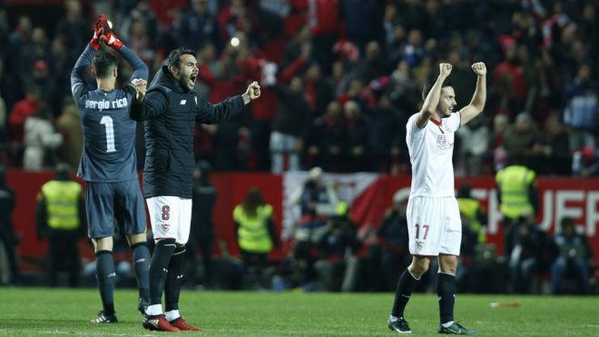 伊沃拉:塞维利亚是西甲冠军的有力争夺者