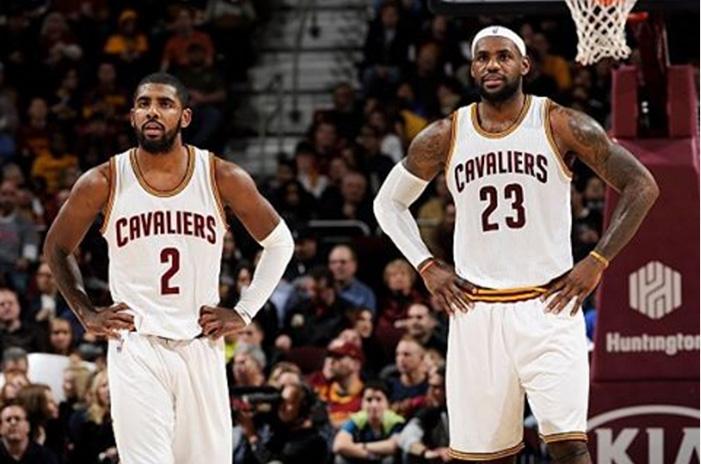 Kevin McHale讚LeBron James:他讓Kyrie Irving放開打
