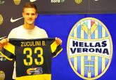 官方:曼城小将祖库里尼租借加盟维罗纳