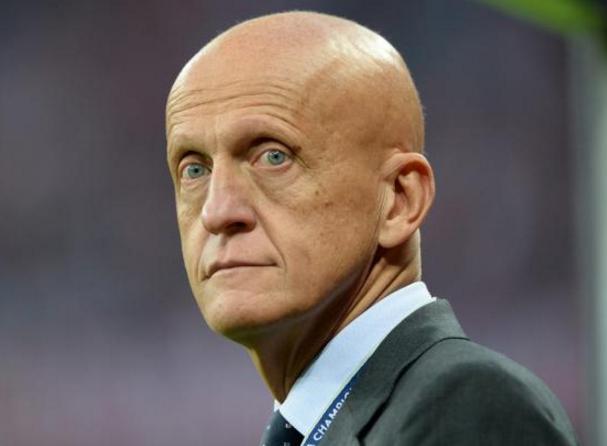队报:科里纳将担任国际足联裁判委员会主席