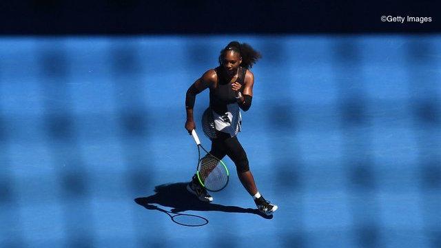 小威力克斯特里索娃晋级澳网八强
