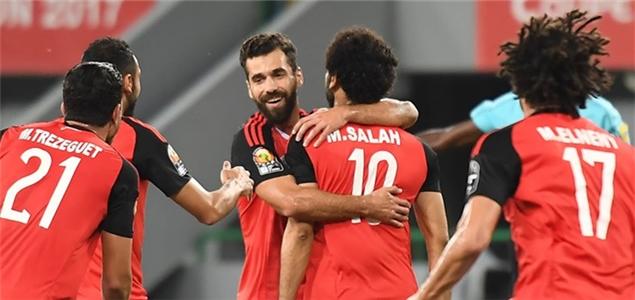 非洲杯:萨拉赫助埃及摘头名,加纳第2出线