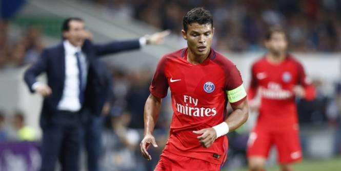 蒂亚戈-席尔瓦:巴黎是我效力过的最好的球队