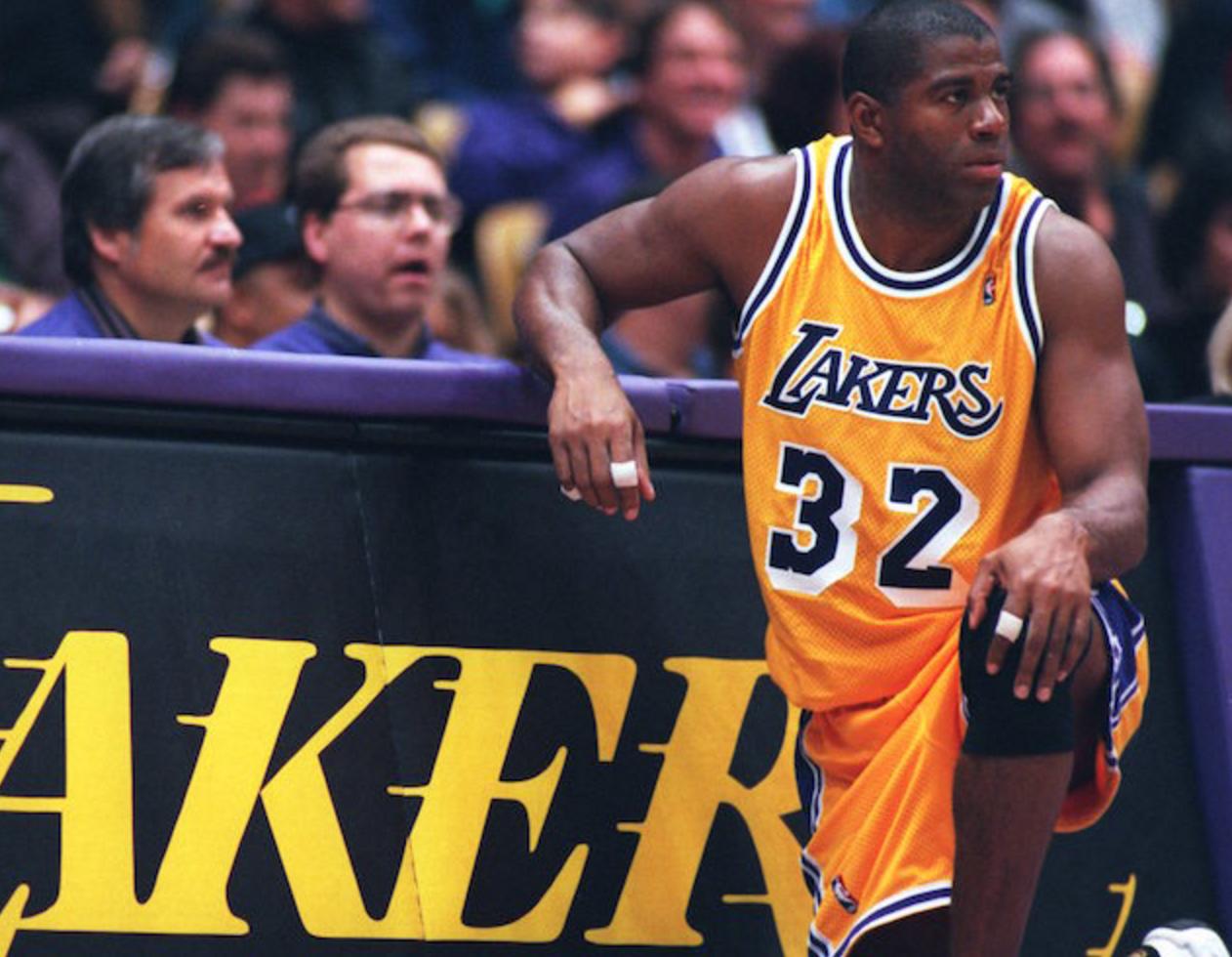 [籃球百科]21年前的今天,魔術師復出迎首秀,驚艷砍下準三雙