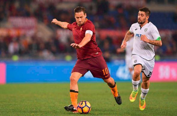 意杯:哲科破门阿利松送礼托蒂点球绝杀,罗马2-1切塞纳晋级半决赛