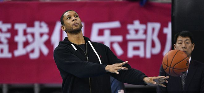 北京队恢复训练,莫里斯仍未参加合练
