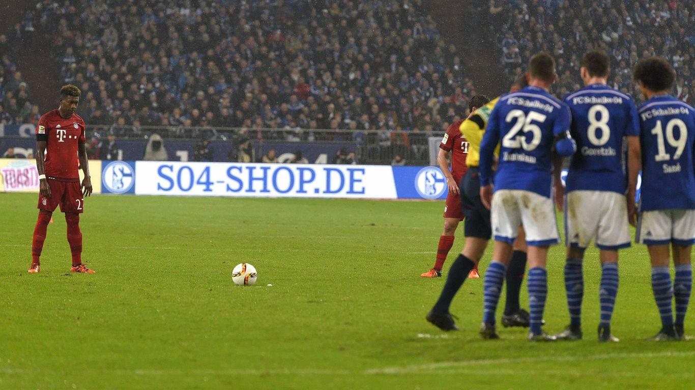 拜仁vs沙尔克前瞻:拜仁已连续12场保持不败