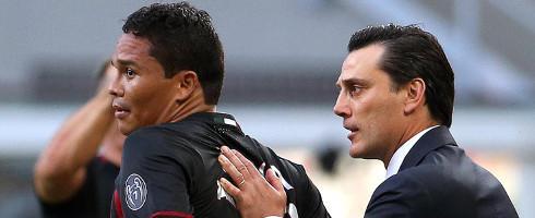 巴卡:我和教练之间没问题,我尊重他的决定