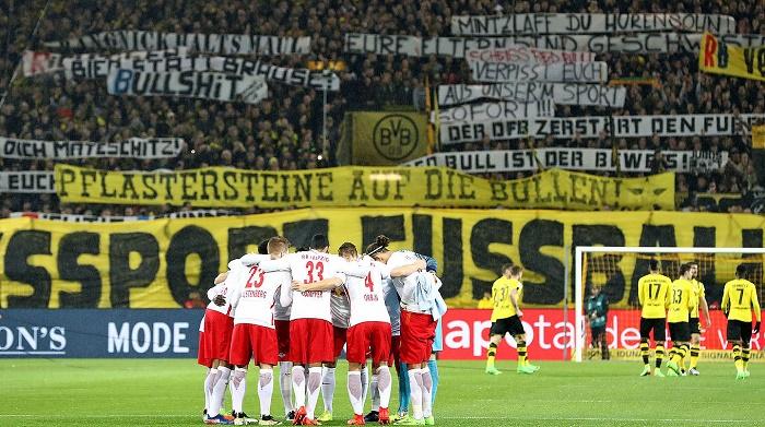 德国足协公布对多特处罚:南看台关闭一场并罚款