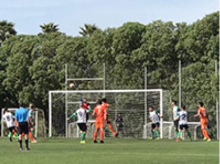 热身:西塞梅开二度,鲁能2-0胜西乙B球队