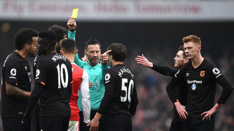 官方:胡尔城因球员比赛行为不当受到英足总指控