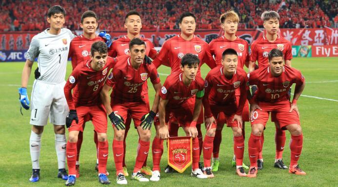 亚足联评上港:关键球员武磊、奥斯卡、埃尔克森