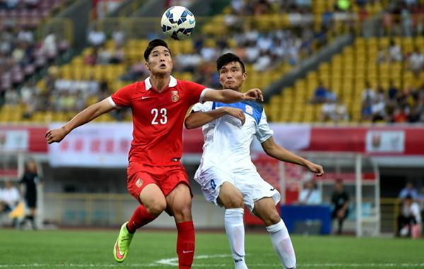 U19国青集训名单:刘若钒、单欢欢领衔