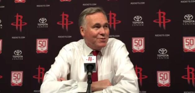 德帅:我们战绩是40胜18负,这相当不错