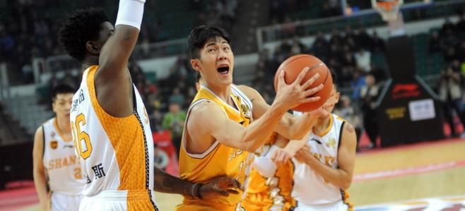 刘铮22分刷新CBA生涯得分纪录