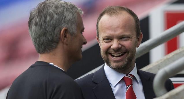 传曼联计划今夏与穆里尼奥商讨续约