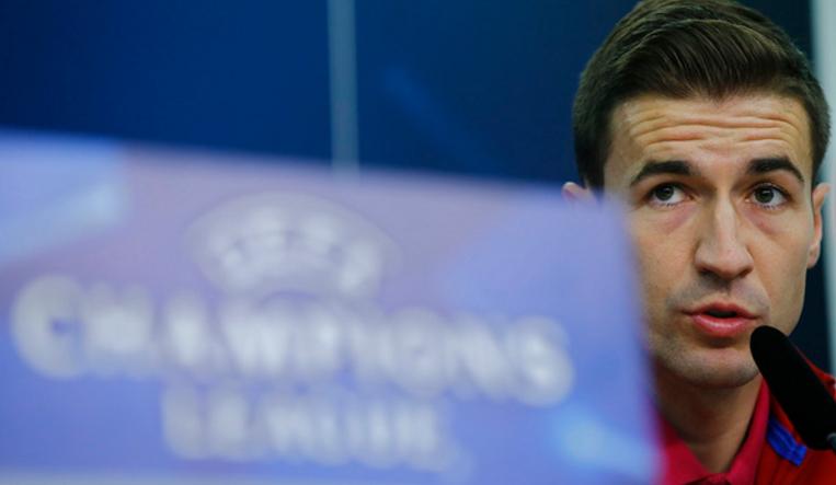 加比:希望将联赛的好状态延续到欧冠