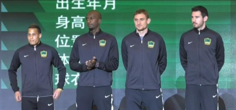官方:贵州队宣布麦克格文、耶拉维奇加盟球队