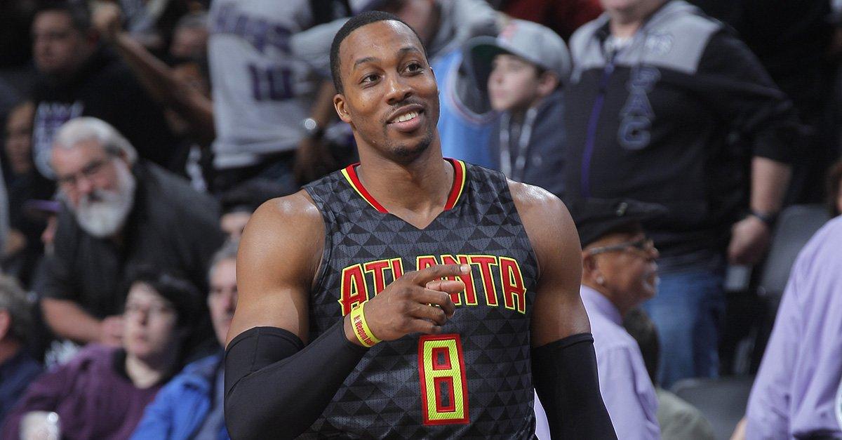 NBA官方宣佈霍華德今日不該領到第二個技犯