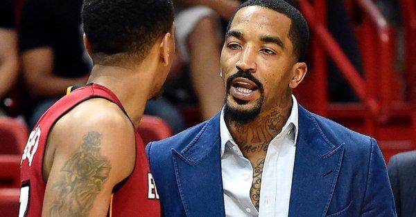 JR-史密斯將不會因周日的沖突事件而受到處罰