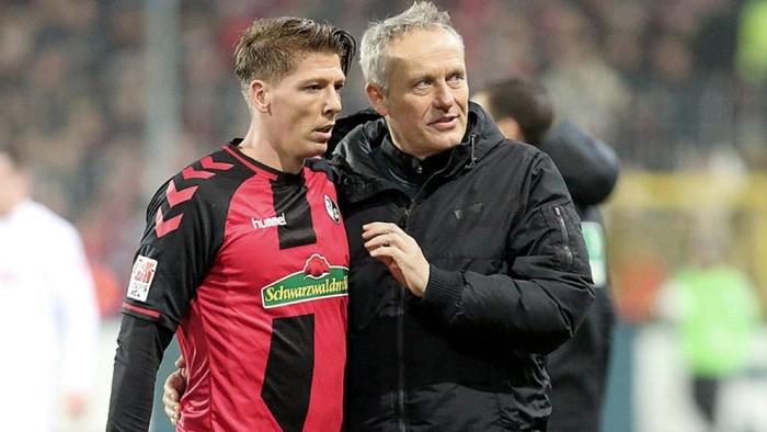 本土化!弗赖堡上轮比赛排出全德国球员首发