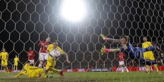欧联:姆希塔良破门布哈罗夫扳平,曼联客场1-1罗斯托夫