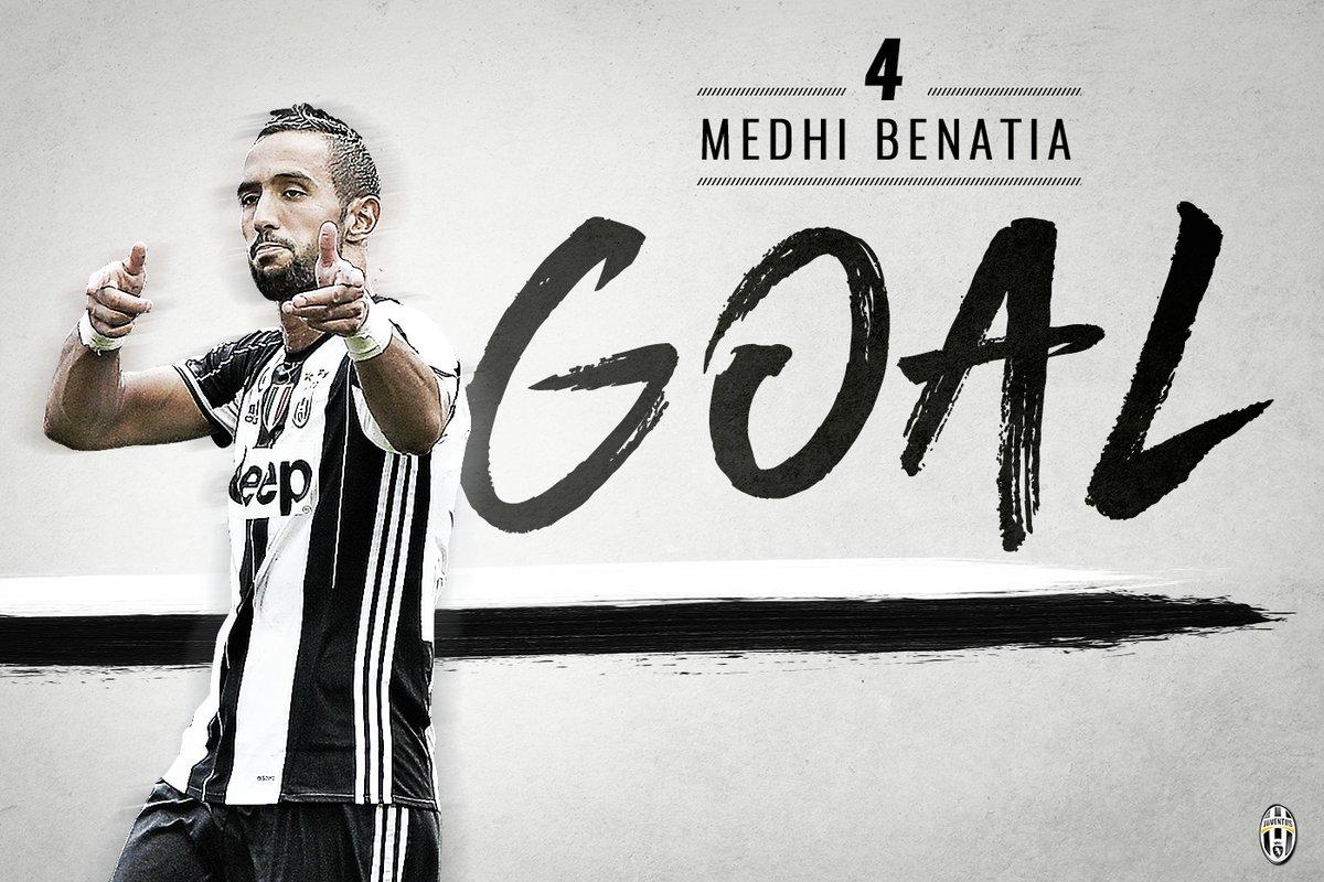 GIF:贝纳蒂亚爆射破门,尤文1-0米兰