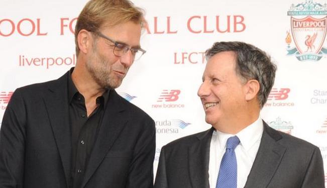 克洛普:利物浦今年夏天将收购新球员