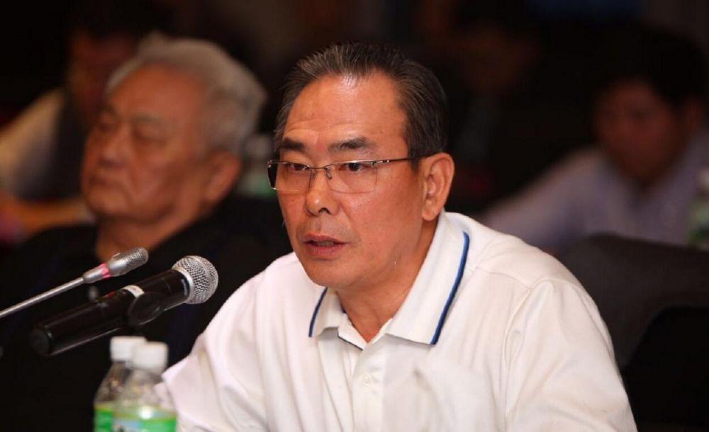 蔡振华:94%初级任务取得阶段成果,走中国特色路