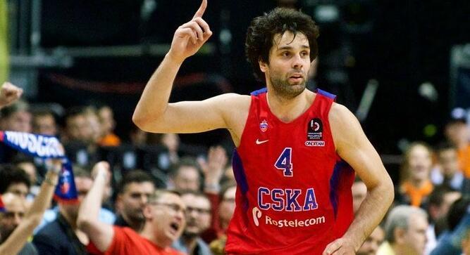 特奥多西奇:我正在认真考虑去NBA的可能性