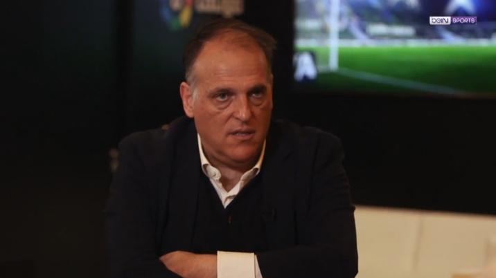 西甲主席:皇马与塞尔塔的补赛将在最后两轮之间进行