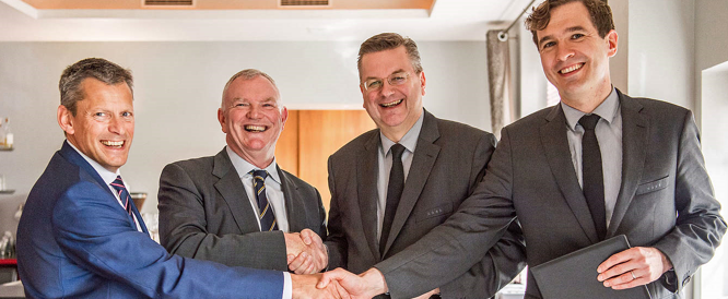 官方:德国足协与英国足总签署谅解备忘录