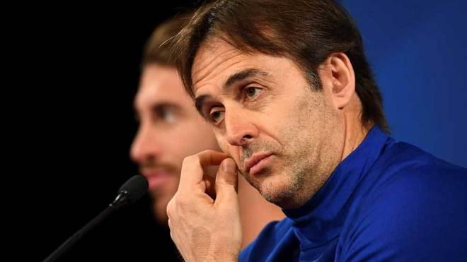 洛佩特吉:将在本场友谊赛中将做出一定的调整