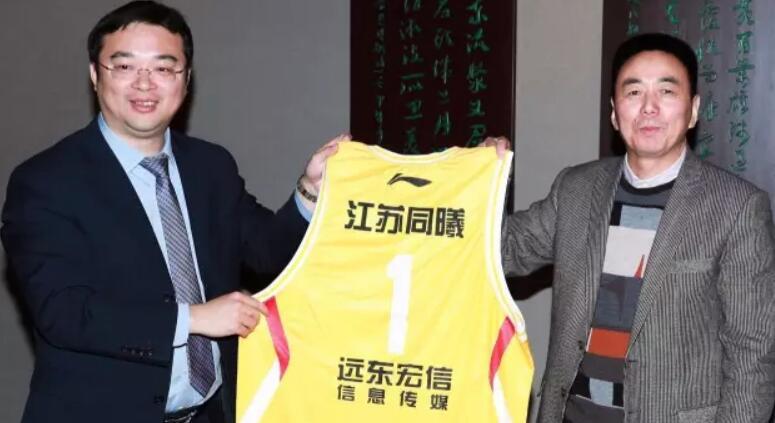 江苏同曦篮球俱乐部正在积极筹备新三板挂牌上市
