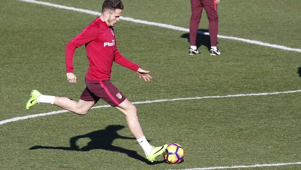 加梅罗格列兹曼等国脚归队,福萨里科恢复训练
