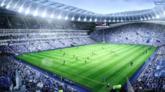 热刺新球场获得贷款,三家投行注资3.5亿英镑