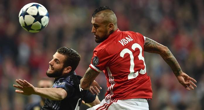 6粒头球!拜仁本赛季欧冠头球破门次数最多