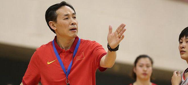中国女篮5月初将与塞内加尔进行热身赛