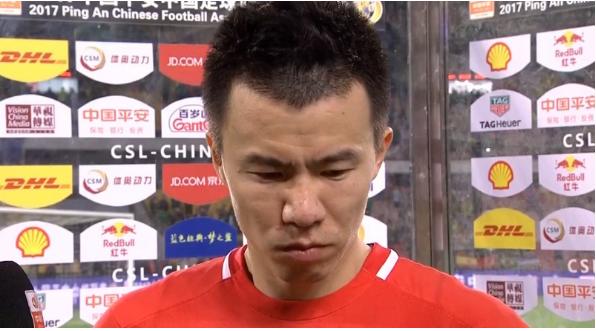 孙可:这里气氛很困难,这场比赛拿到分数不容易