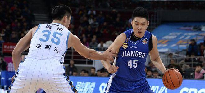 常林:下赛季倾向留江苏,盼助北京全运队出线