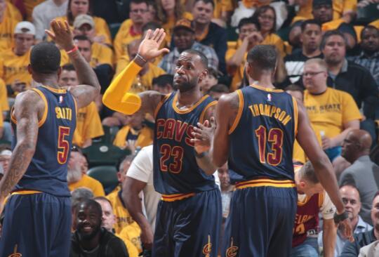 勘误:骑士未追平NBA季后赛历史最大逆转纪录