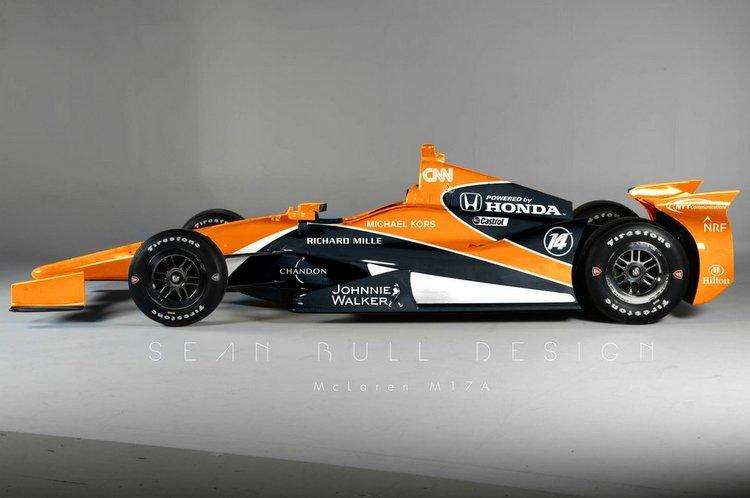 阿隆索将于五月三号首次测试印地赛车