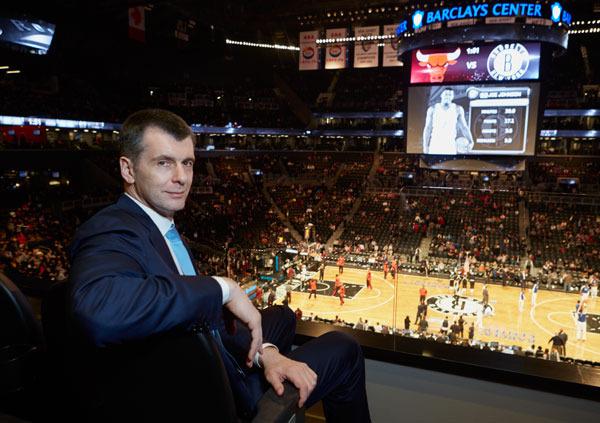 美联社:篮网老板有意兜售球队49%股权